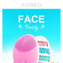 [Foreo] 🍬Sweet! A Completely Delicious Luna 2 Discount