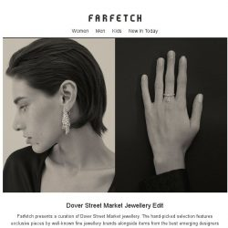 [Farfetch] The best names in contemporary jewellery have arrived on Farfetch