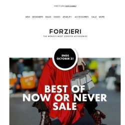 [Forzieri] Now or Never Converse, Moschino, Kirkwood   Up to 70% OFF