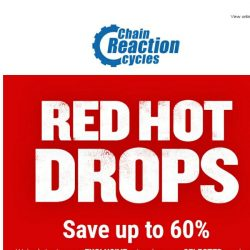 [Chain Reaction Cycles] 60% Off: One Week Only 🔥