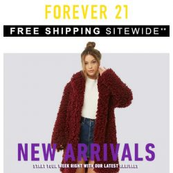 [FOREVER 21] 1365 New Arrivals (Wow 😳)