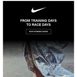 [Nike] Nike Zoom: Carbon powered speed and everyday comfort