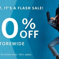 Esprit: Online Flash Sale with 40% OFF Storewide!