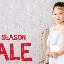 Fox Kids & Baby: Mid-Season Sale with Up to 50% OFF + Extra 20% OFF Your Total Bill