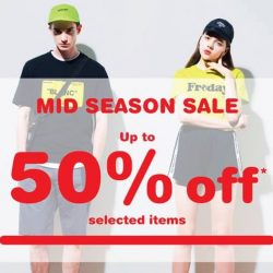 i.t Labels: Mid Season Sale with Up to 50% OFF Selected Items