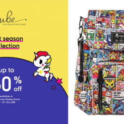 Mothercare: Up to 50% OFF Jujube's Past Season Collection at Harbourfront Outlet!