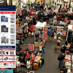 The Planet Traveller: The Largest Travel Fair with Up to 90% OFF Travel Gear, Luggage, Backpacks & Travel Accessories