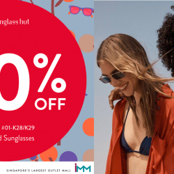 Sunglass Hut: Outlet Sale with 50% OFF Selected Sunglasses