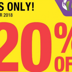 Unity Pharmacy: Enjoy 20% OFF Storewide on Regular-Priced Items with No Minimum Spend!