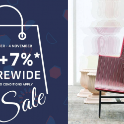 XTRA: 30% + 7% OFF Storewide Sale on Furniture from Global Brands