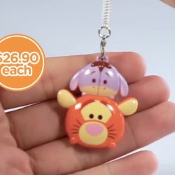 EZ-Link: Get Disney Tsum Tsum EZ-Charms at Selected Popular Bookstores and UrbanWrite Outlets Now!