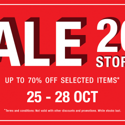 The Planet Traveller: Year End Sale with 20% OFF Storewide & Up to 70% OFF Selected Items