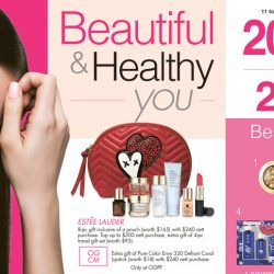 OG Singapore: Get 20% OFF Prestige Beauty Brands' Regular-Priced Items & 20% OFF General Brand Cosmetics, Toiletries & Health Supplements!