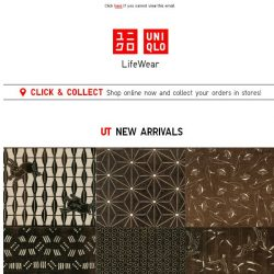 [UNIQLO Singapore] This November with new & upcoming UTs