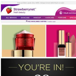 [StrawberryNet] , Extra 20% Off Ends in T minus 24 Hours!