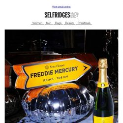 [Selfridges & Co] Wanted: a top-notch, brilliant gift (or two)