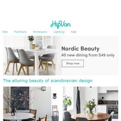 [HipVan] Eat, live, entertain - The scandi way 🍴