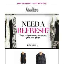 [Neiman Marcus] Attn: You've snagged THIS from Carolina Herrera + more