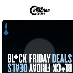 [Chain Reaction Cycles] ♣ Black Friday Deals under £100! ♣