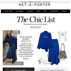 [NET-A-PORTER] Make the cut with our guide on the asymmetric trend
