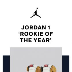 [Nike] Get it Now: Jordan 1 'Rookie of the Year'