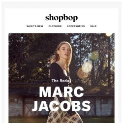 [Shopbop] Throwback Thursday: Marc Jacobs's latest collection