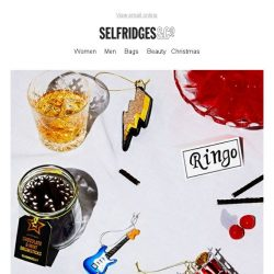 [Selfridges & Co] This one's going to be wild…