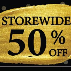 Lee Hwa Jewellery: Black Friday Sale with 50% OFF Storewide!