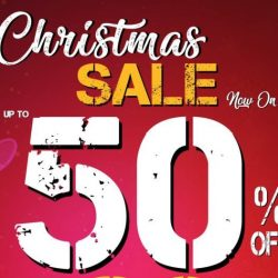 Velocity: Christmas Sale Up to 50% OFF & Up to Additional 20% OFF for Members at World of Sports, Columbia & Salomon!
