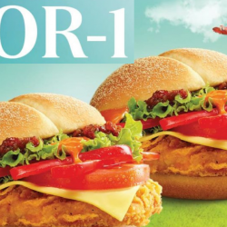 McDonald's: Flash Coupon to Get 1-for-1 Red Hot Spicy Peppers Burger!