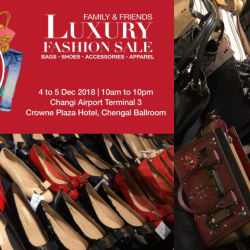 The Fashion Gallery: Luxury Fashion Family & Friends Sale with Up to 70% OFF Coach, Furla, Moschino, Diesel, Versace & More!