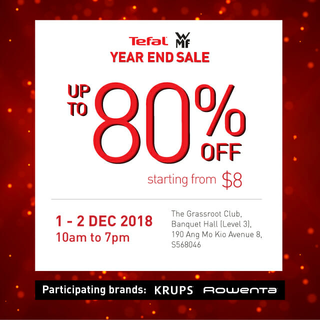 54ee1952b547 Tefal  Year End Sale with Up to 80% OFF Home Appliances   Cookware ...
