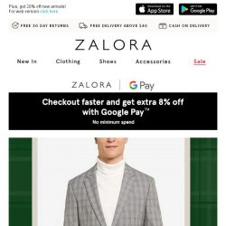 [Zalora] 🎉 The Party Edit: Up to 70% Off