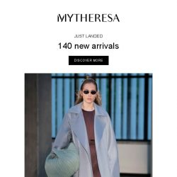 [mytheresa] Just in: Gucci, Max Mara and Chloé