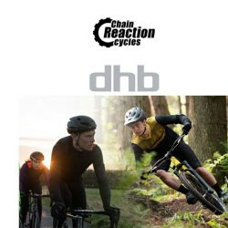 [Chain Reaction Cycles] dhb + your size = 👌