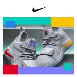 [Nike] Get it Now: PG 2.5 'Playstation'