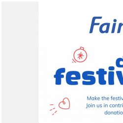 [Fairprice] 💗Do Good & Help Those In Need This Festive Season