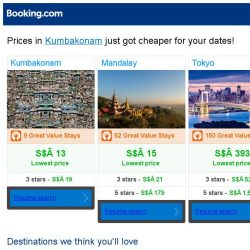 [Booking.com] Prices in Kumbakonam are dropping for your dates!