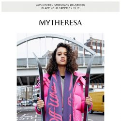 [mytheresa] OFF-WHITE x Mytheresa Exclusive Collection + limited time free shipping
