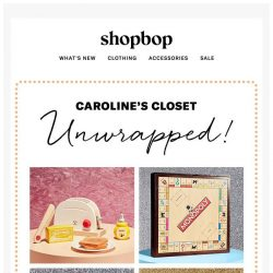 [Shopbop] 24 last-minute gifts that won't miss
