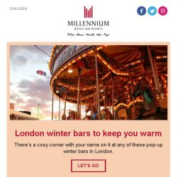 [Hotels.com] A toast to London's best winter warmers 🍻🌟