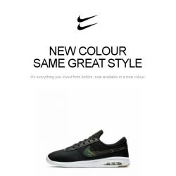 [Nike] Nike SB Air Max Bruin Vapor in an all-new colour