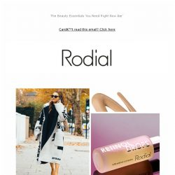 [RODIAL] A Guide To Mrs Rodial's Favourite Products