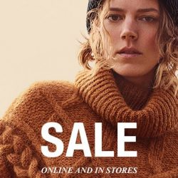 ZARA: Year-End Sale NOW On In Stores & Online!