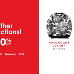 i.t Labels: End Season Sale with Further Reductions - Up to 50% OFF 5cm, :CHOCOOLATE, Fingercroxx, izzue