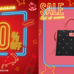Jelly Bunny: End of Season Sale with Up to 50% OFF Shoes & Bags