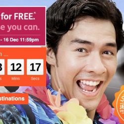 Jetstar: 12.12 Return for FREE Sale to 21 Destinations Including Bangkok, Bali, Hong Kong, Taipei & More