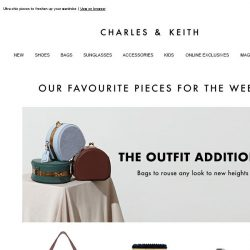 [Charles & Keith] Stylish Must-Haves You Should Have Your Eye On This New Year
