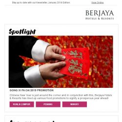 [Berjaya Hotels & Resorts EDm] Welcoming 2019 with a BANG!