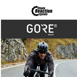 [Chain Reaction Cycles] Ride More. Wear Gore. ❄️